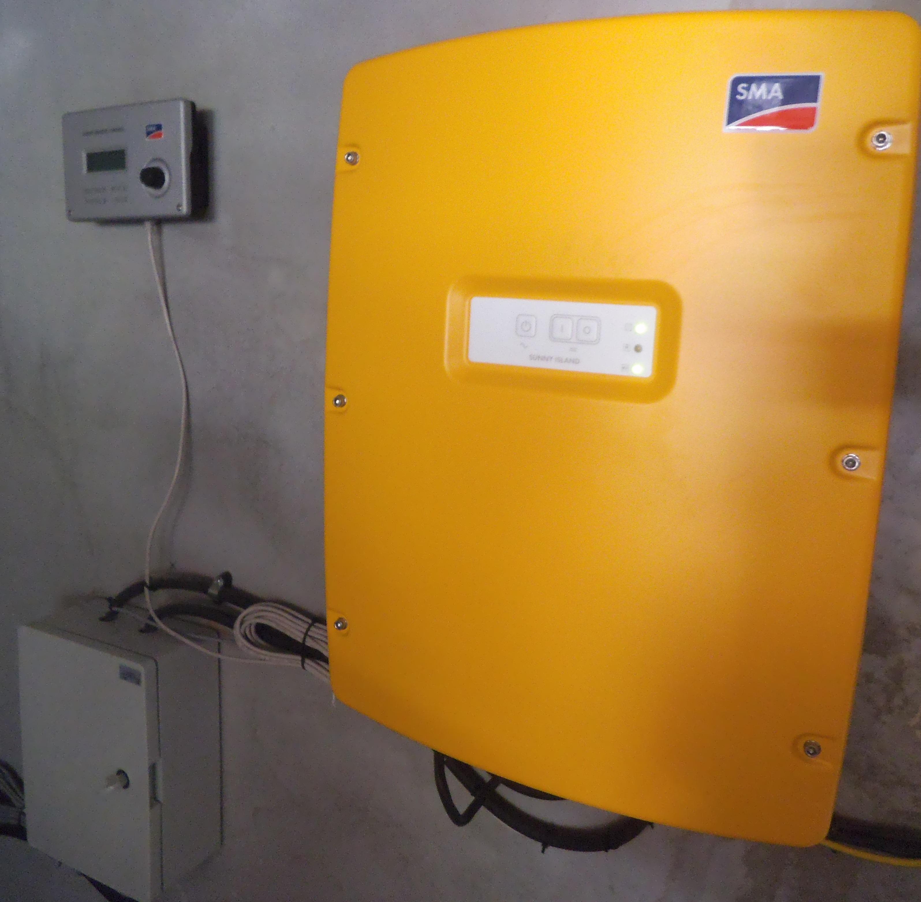 Автономна фотоволтаична система