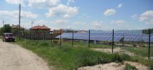 Фотоволтаична централа с мощност 77.76kWp.