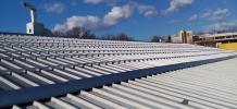 Конструкция K2 Gmbh Germany за покрив, изграден с термопанели