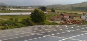 30kW покривна фотоволтаична централа