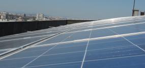 28,2 kWp на покрива на жилищна сграда в София