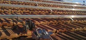 Покривна фотоволтаична централа