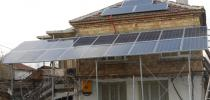 Покривна фотоволтаична централа до 5kW